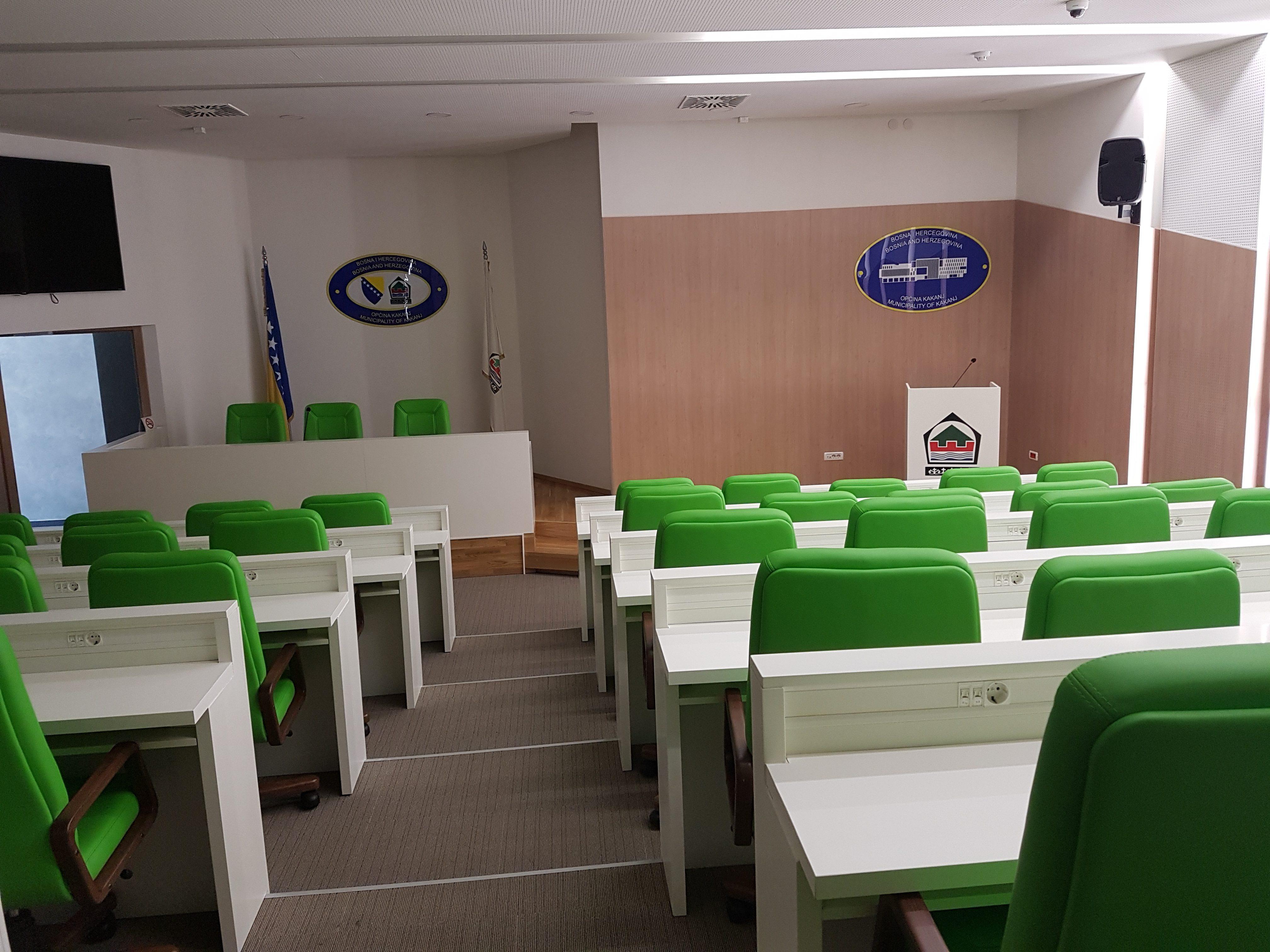 Najava 31. redovne sjednice Općinskog vijeća