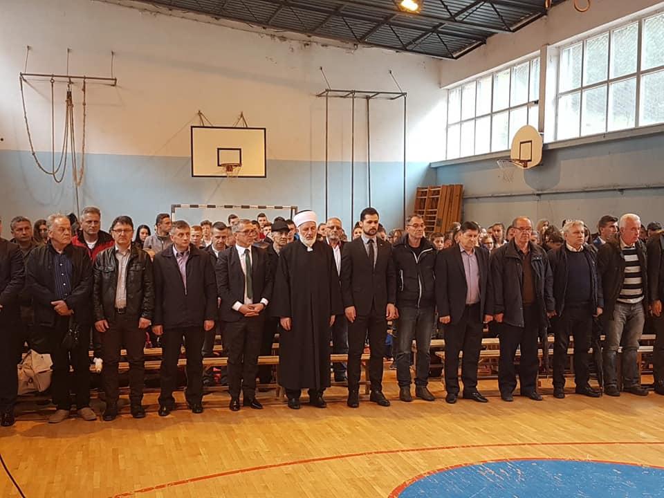U Brnjicu upriličen program povodom 15. aprila – Dana općine Kakanj i Dana Armije R BiH