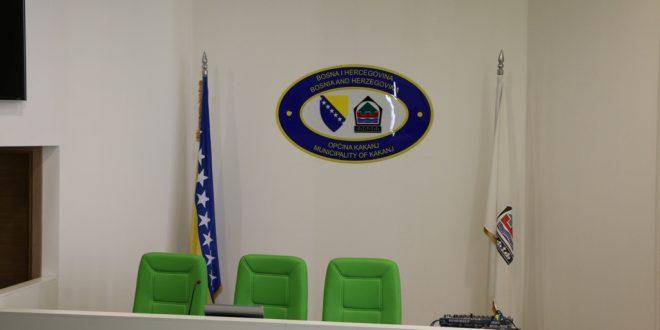 Najava 30. redovne sjednice Općinskog vijeća