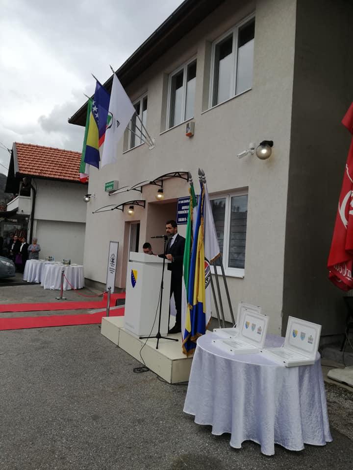 Svečanost u Zgošći: Otvorena ambulanta porodične medicine i prostorije mjesne zajednice