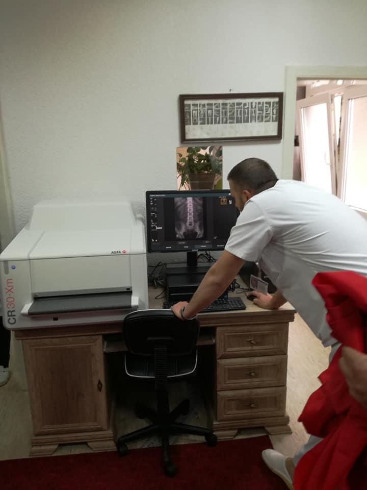 U Domu zdravlja Kakanj u funkciju pušten novi savremeni medicinski aparat