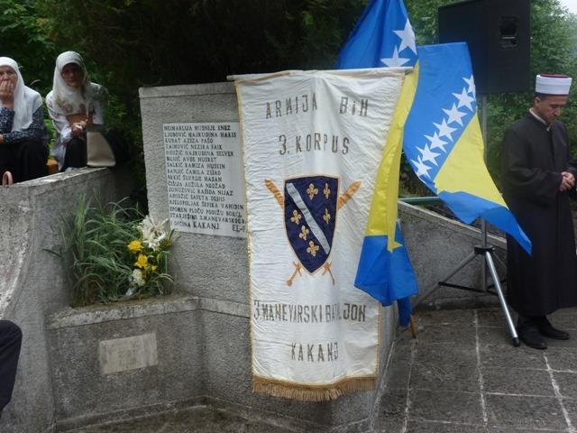 Program obilježavanja 21. juna – Dana sjećanja na kakanjske šehide i poginule borce semizovačkog ratišta