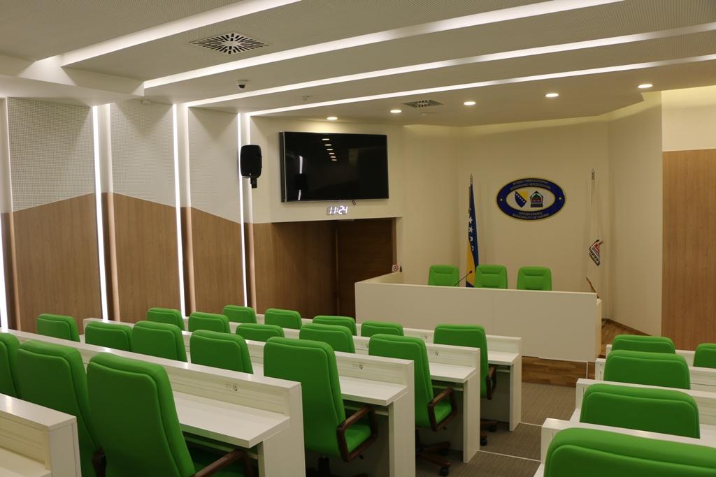 Najava 32. sjednice Općinskog vijeća