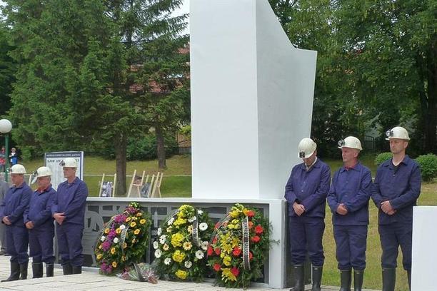 7.juni – Dan sjećanja na tragično stradale rudare u rudarskoj katastrofi u jami Orasi