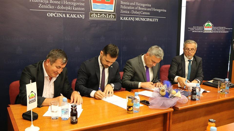 Pokrenut postupak javne nabavke za izvođenje radova na izgradnji dionice ceste Donji Kakanj-Kondžilo (Brnjic) (pripremni i zemljani radovi)