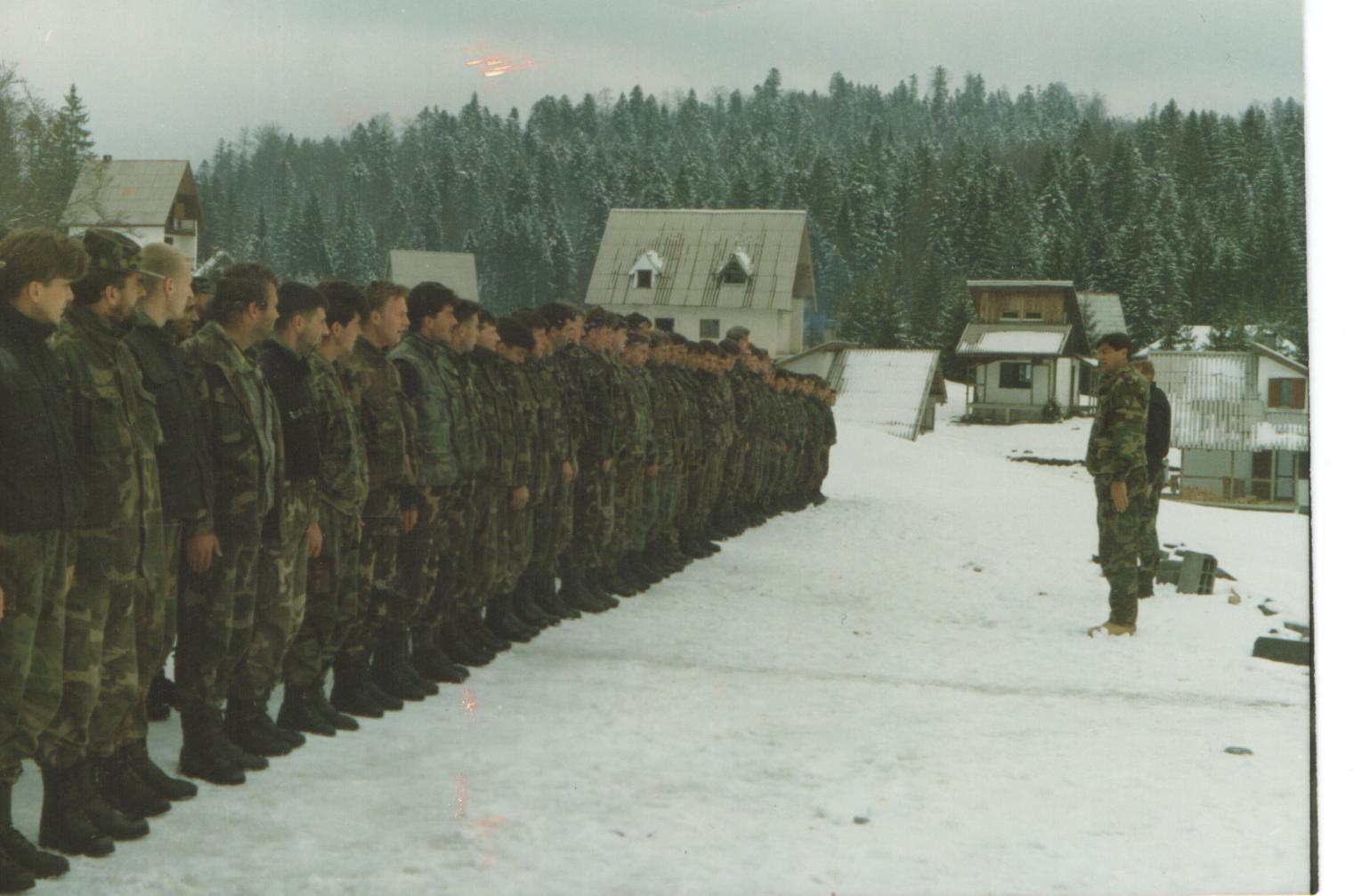 Čestitka načelnika Aldina Šljive povodom 19. septembra – Dana formiranja Trećeg manevarskog bataljona