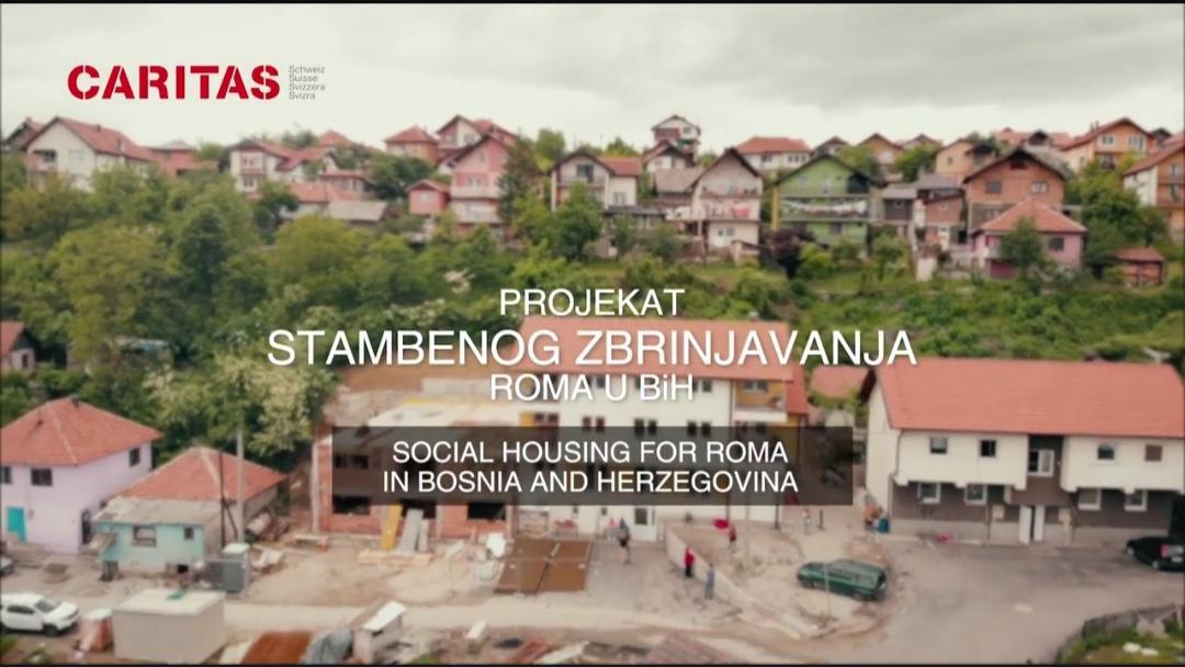 Projekat stambenog zbrinjavanja Roma: Kakanj pozitivan primjer u rješavanju višegodišnjih problema
