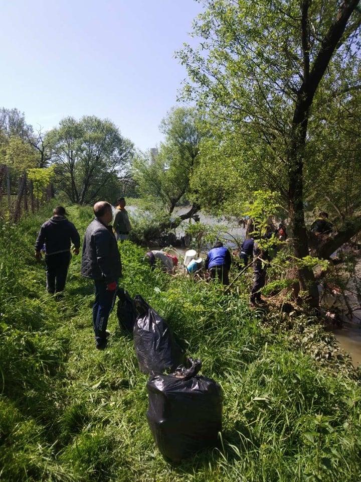 """Paralelno s akcijom """"Volim Kakanj"""", u subotu još jedna akcija čišćenja obala rijeke Bosne"""