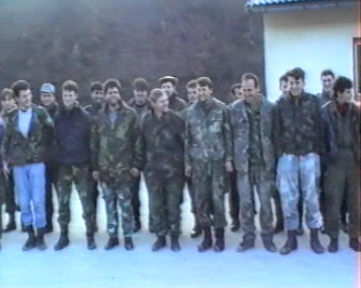 Novembarske godišnjice: 10.novembra 1993.godine formirana 311. lahka brigada Kakanj