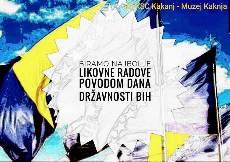 """Muzej Kaknja nagrađuje najbolje likovne radove na temu """"Moja domovina Bosna i Hercegovina"""""""