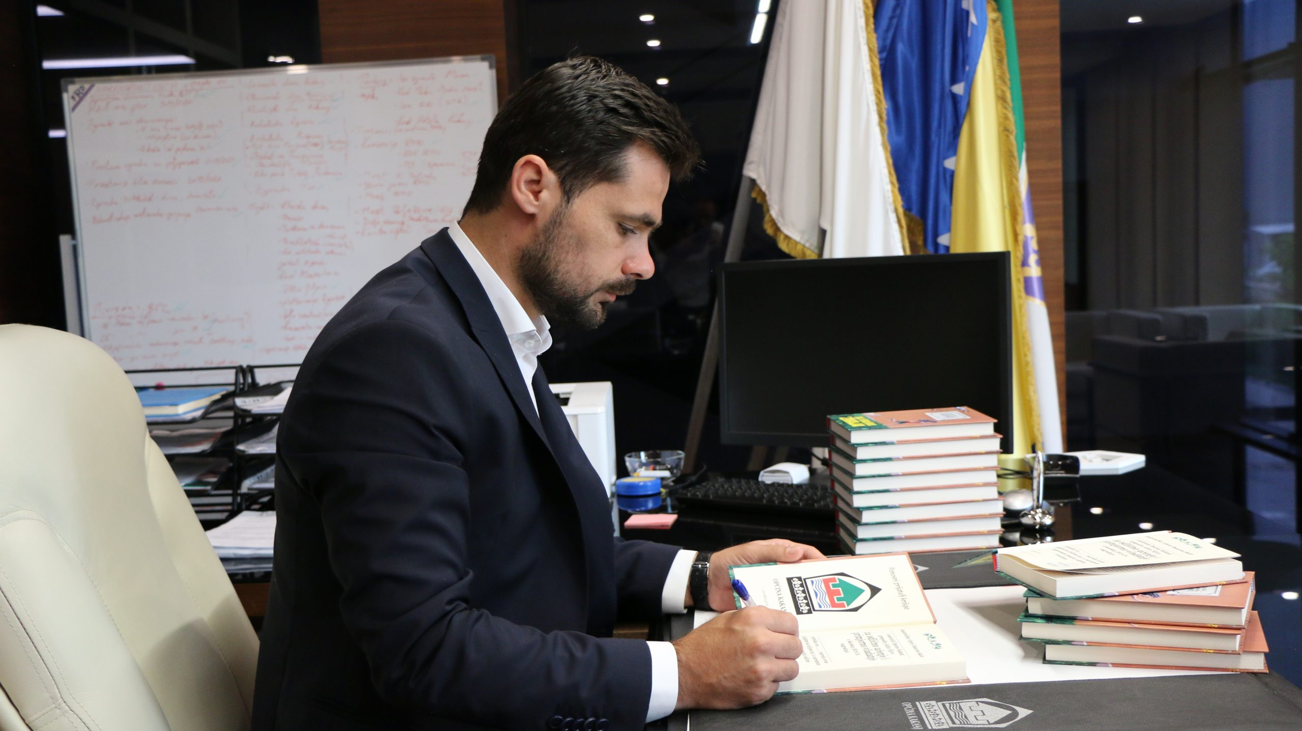Čestitka načelnika Aldina Šljive povodom završetka školske godine: Budite i dalje vrijedni, kreativni i odlučni