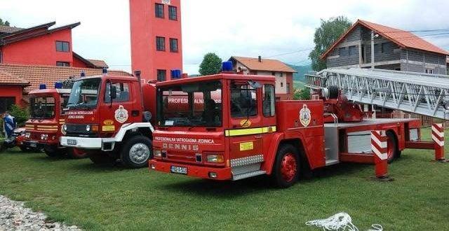 Osvrt na 2020. godinu: Povećan broj intervencija vatrogasaca u odnosu na 2019. godinu