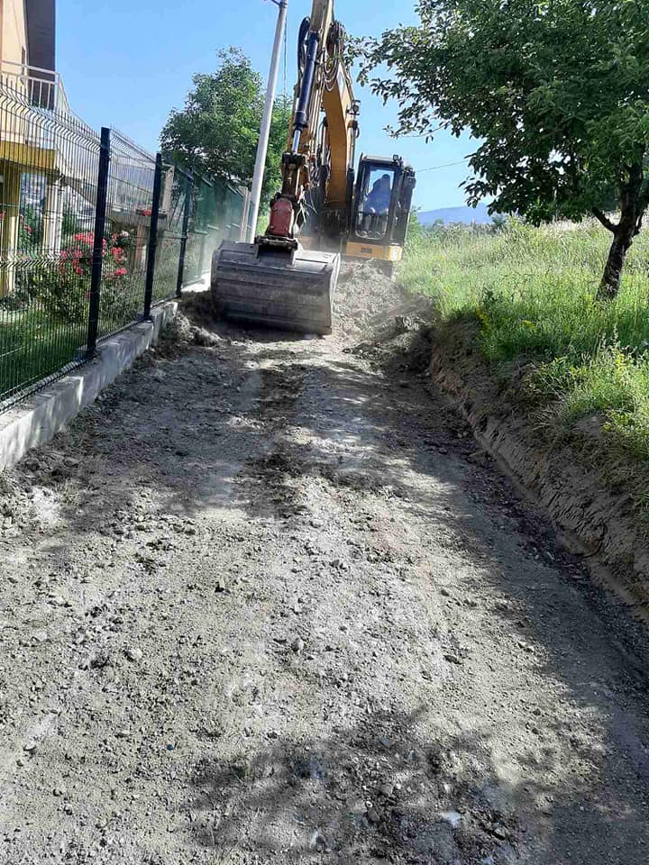 Počeli radovi na rekonstrukciji ceste iznad Poleta